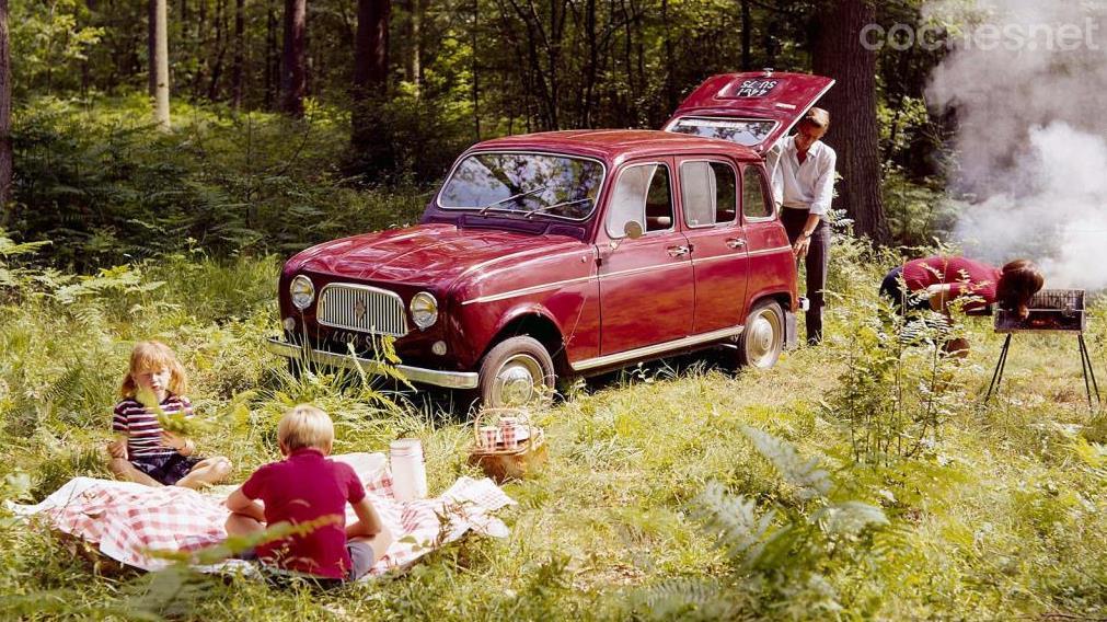 Coches de la infancia: los coches antiguos de nuestros padres
