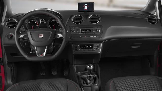 Seat Ibiza Tech