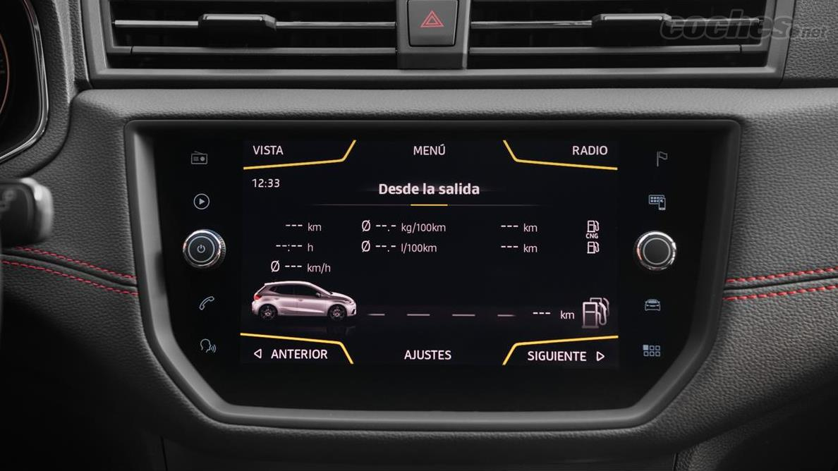 Seat Ibiza TGI: Llega la versión de GNC
