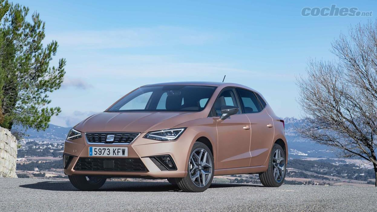 Seat Ibiza TGI: Alternativa Eco