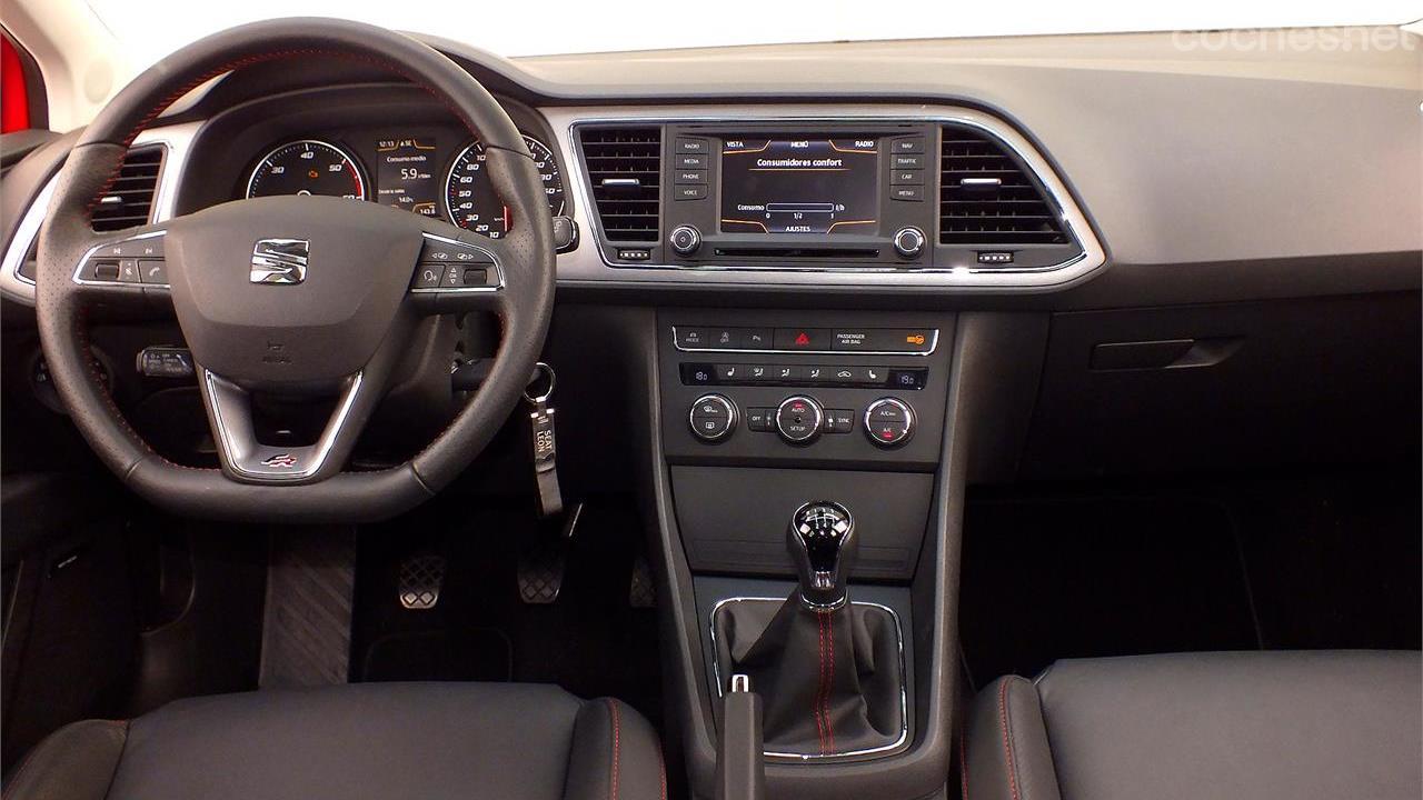 Seat León FR 2.0 TDI 150 CV