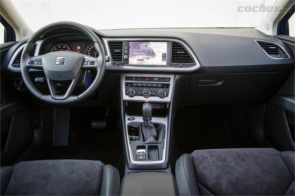 Seat León 5p 1.4 TGI GNC