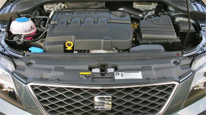 Seat Toledo 1.6 TDI 115 CV