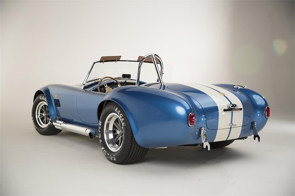 Shelby American 427 Cobra 50th Anv.