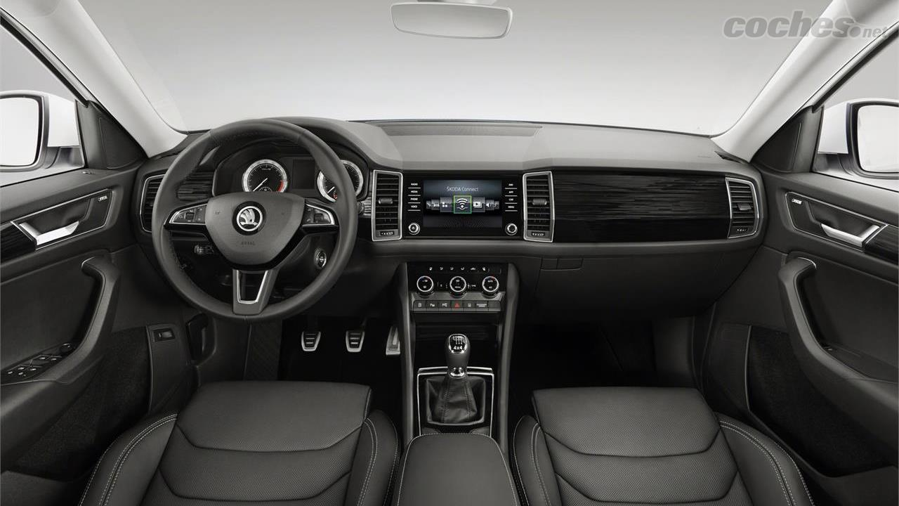 Skoda Kodiaq: Nuevo SUV de 7 plazas