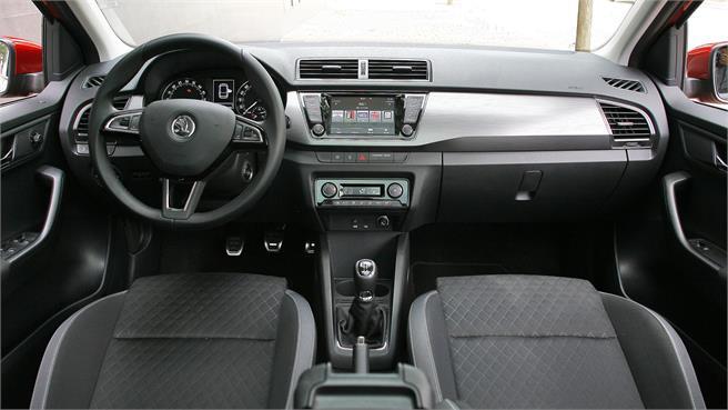 Seat Ibiza ST - Skoda Fabia