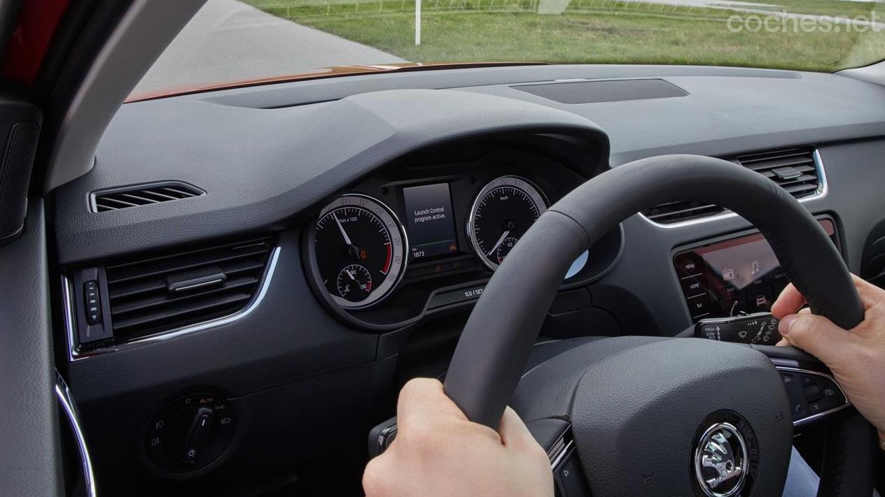 Skoda Octavia RS y Scout: Especiales