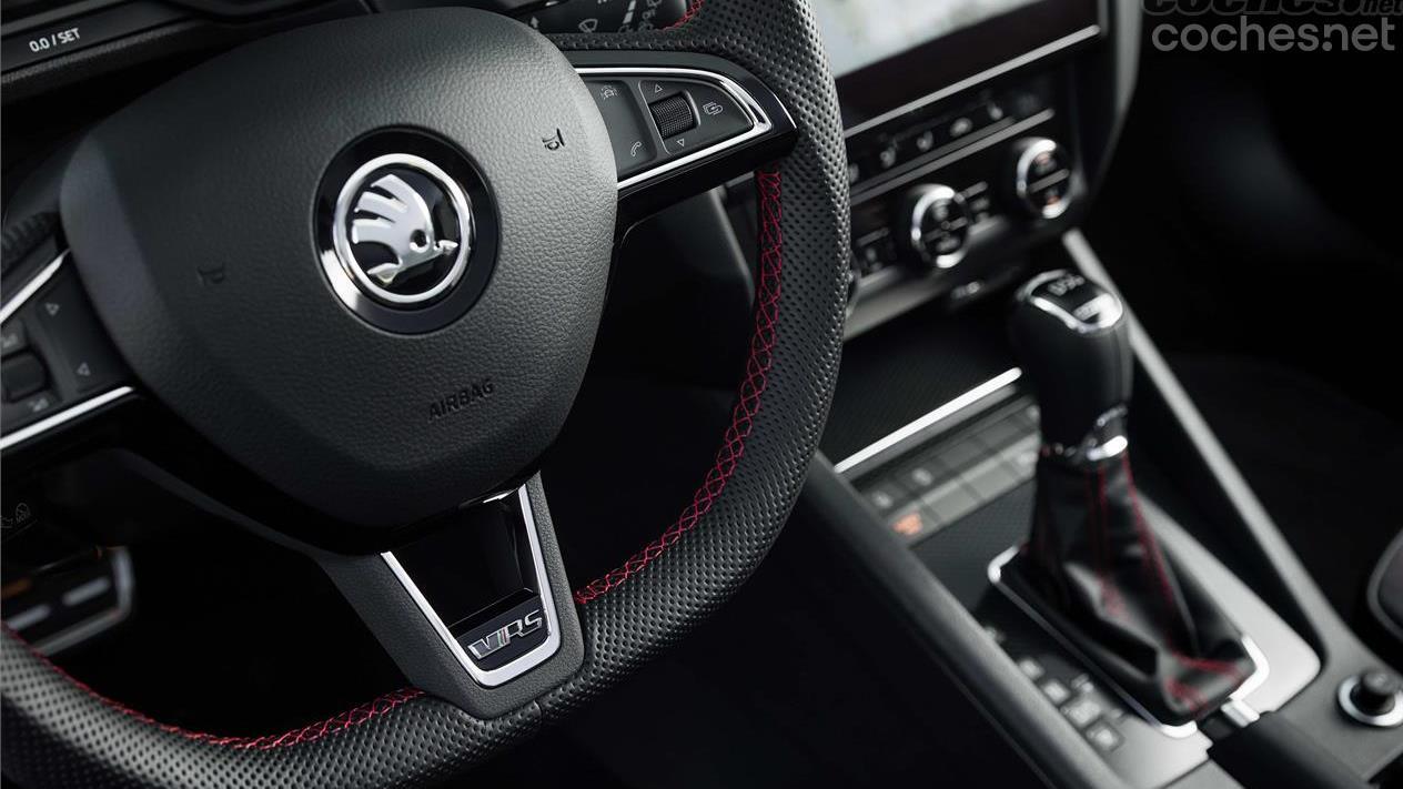 Skoda Octavia RS 245: El  más potente