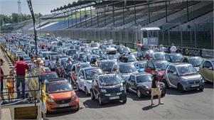 Más de 1.200 Smart en Budapest