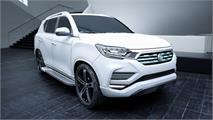 SsangYong LIV-2: El futuro Rexton