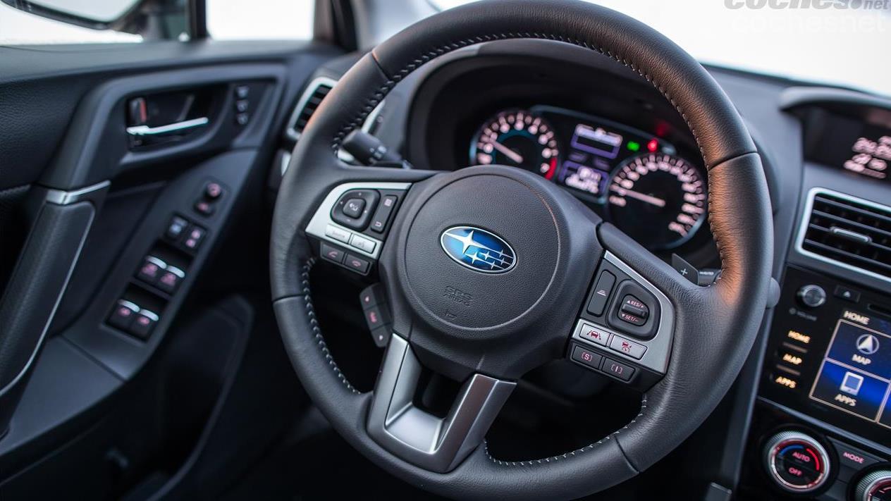 Subaru Forester 2018: Más seguro