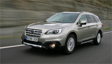 Subaru Outback 2.0 TD CVT Executive Plus