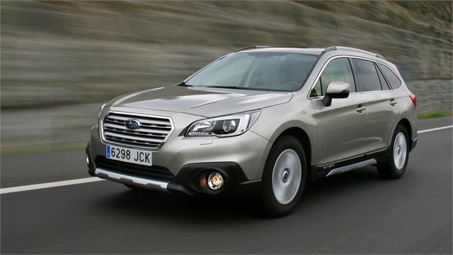 Subaru Outback 2.0 TD CVT Executive Plus