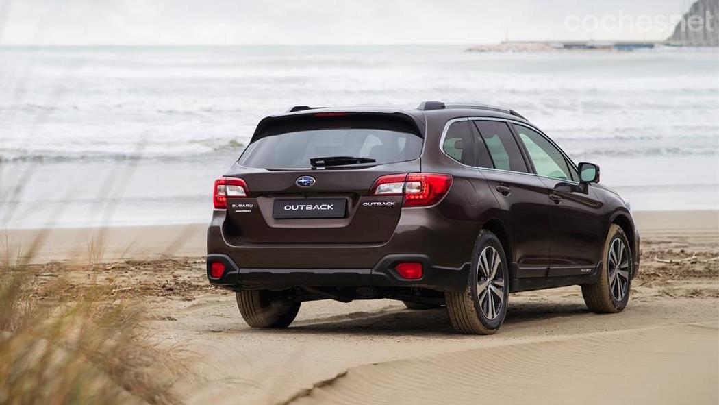 Subaru Outback Executive Plus S