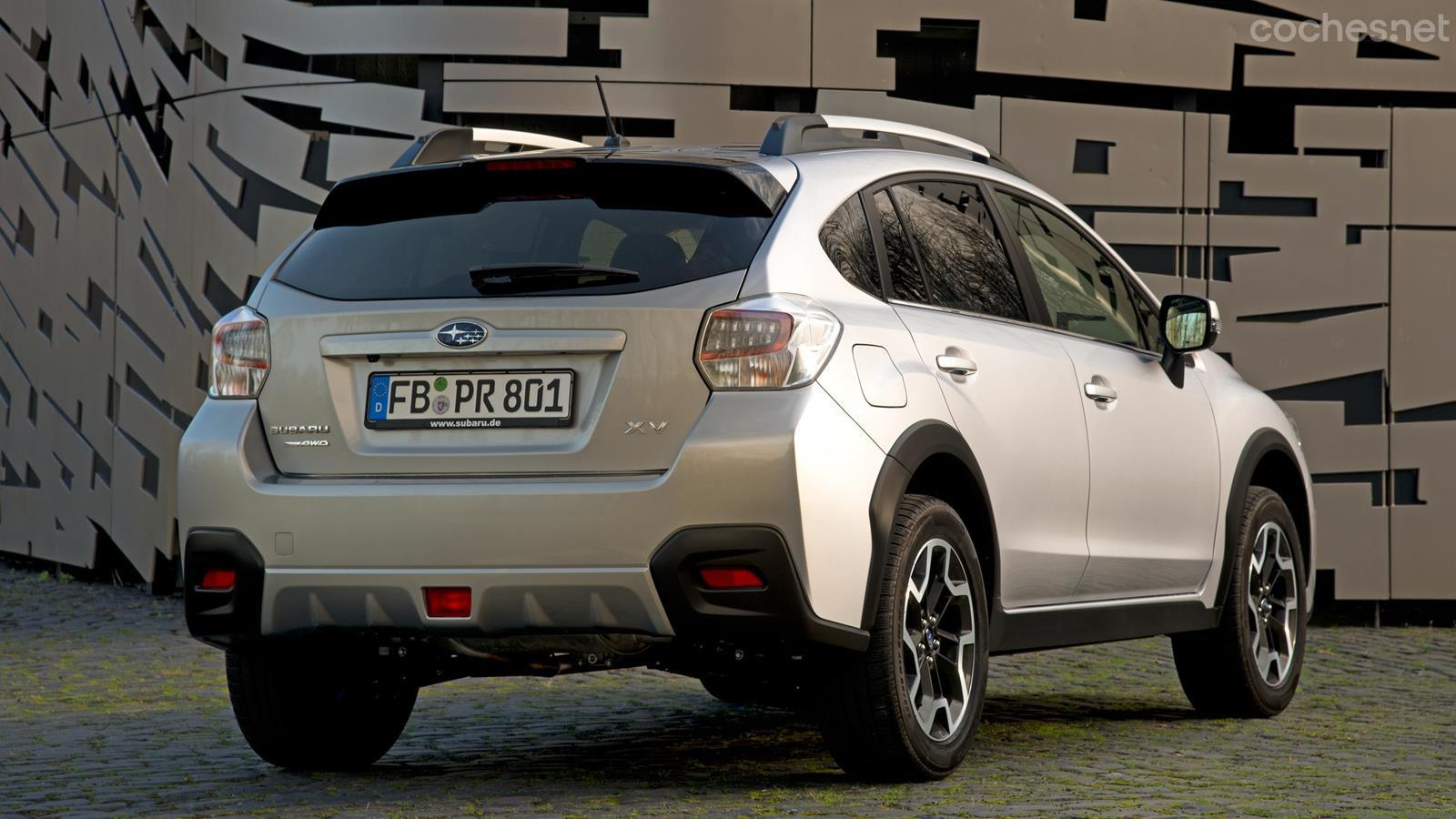 Subaru xv 2016 opiniones