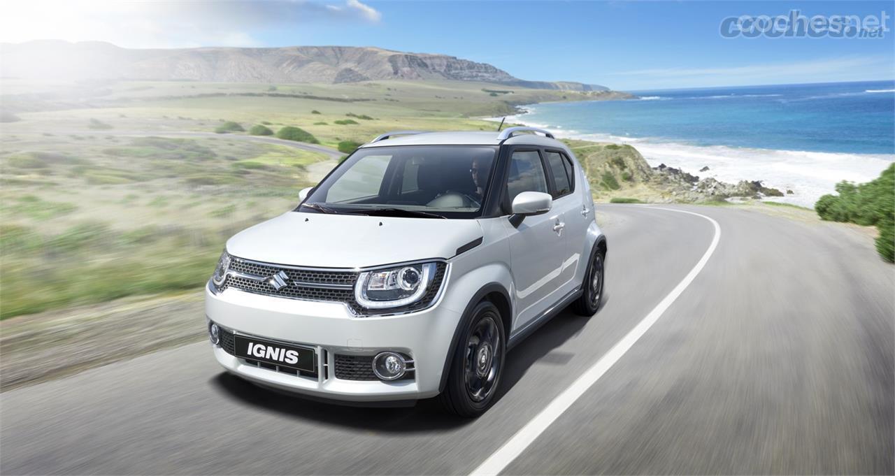 Suzuki Ignis: Un SUV de 3,7 metros - foto 3