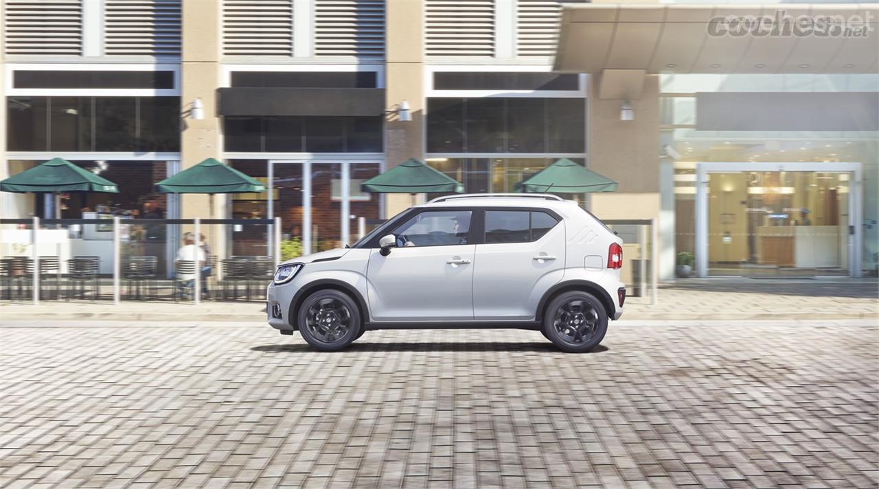 Suzuki Ignis: Un SUV de 3,7 metros - foto 2