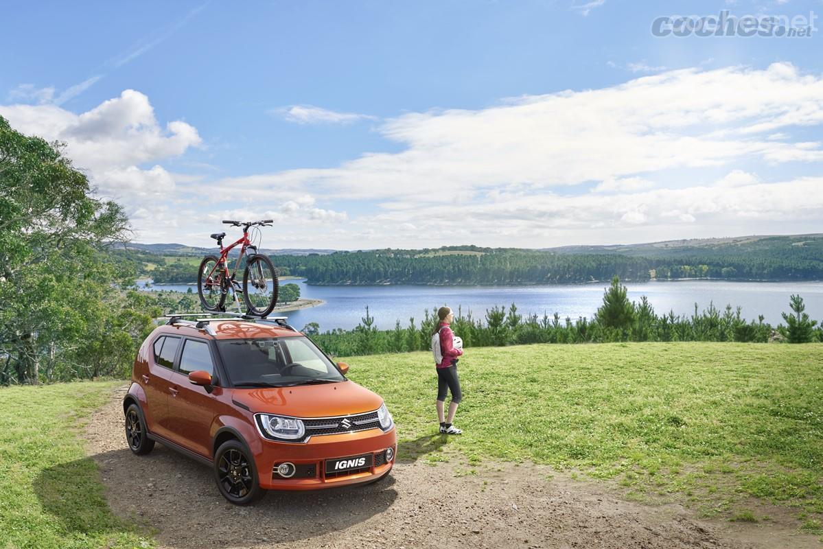 Suzuki Ignis: Un SUV de 3,7 metros - foto 6