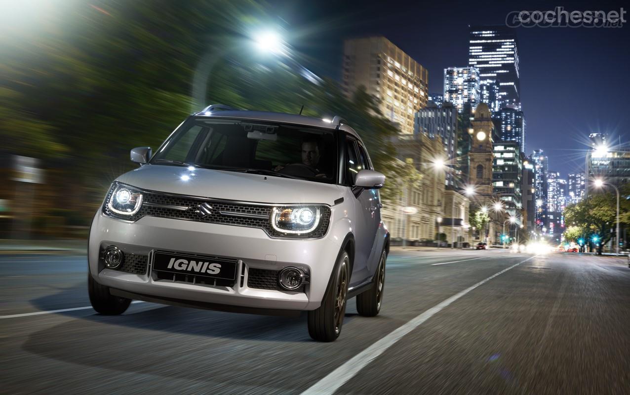 Suzuki Ignis: Un SUV de 3,7 metros - foto 8