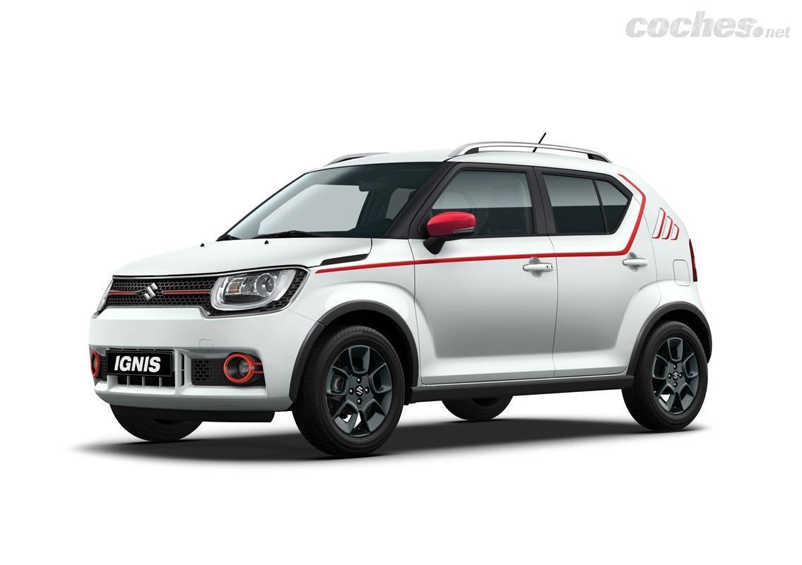Suzuki Ignis: Un SUV de 3,7 metros - foto 9