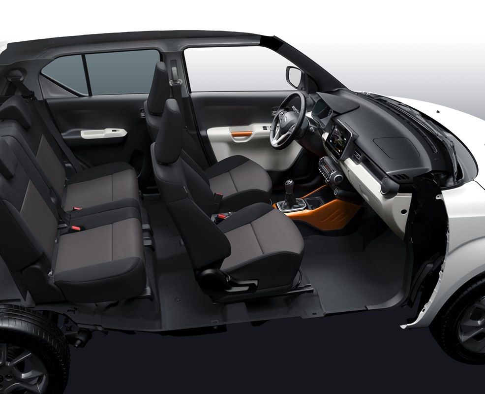 Suzuki Ignis: Un SUV de 3,7 metros - foto 16