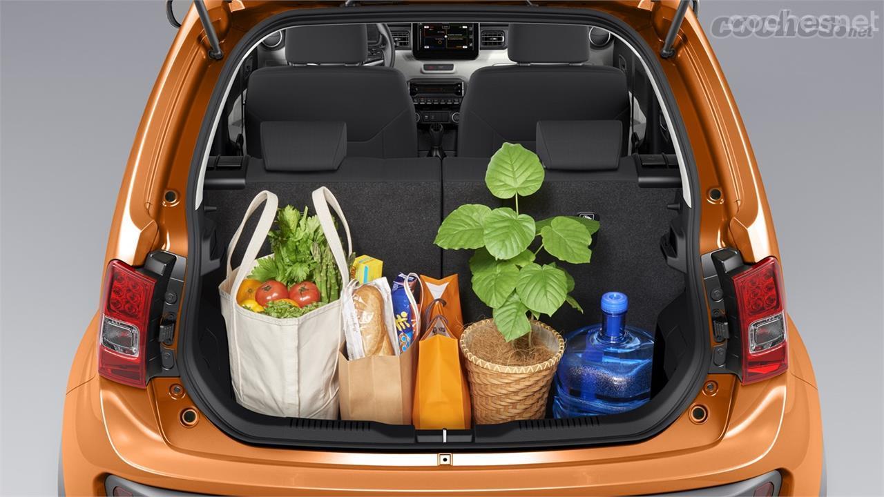 Suzuki Ignis: Un SUV de 3,7 metros - foto 23