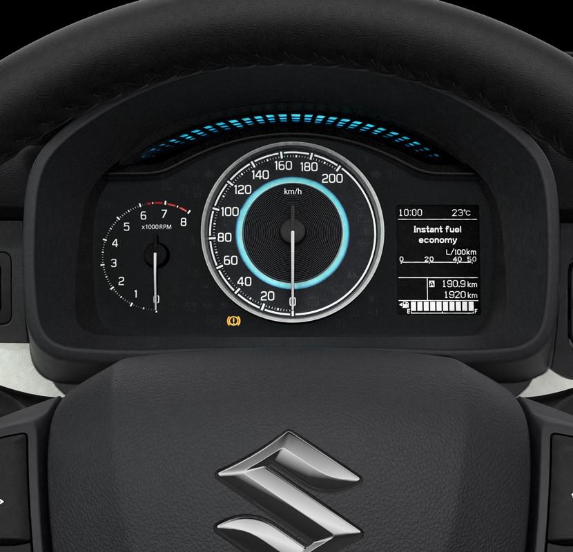 Suzuki Ignis: Un SUV de 3,7 metros - foto 17