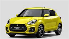 Suzuki Swift Sport: Con 140 CV