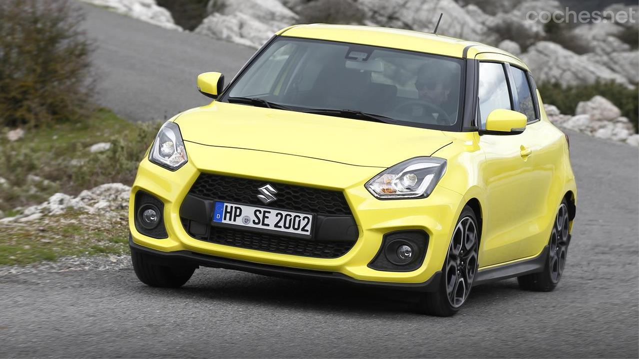 Suzuki Swift Sport: Primera prueba