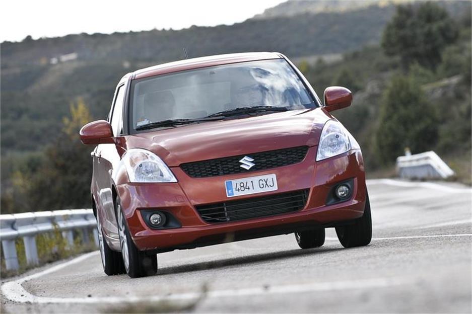 Suzuki Swift 1.2 VVT GLX