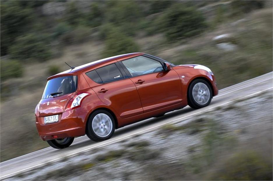 Suzuki Swift 1.2 VVT GLX