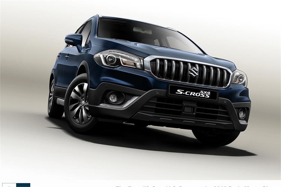 Suzuki S-Cross e Ignis