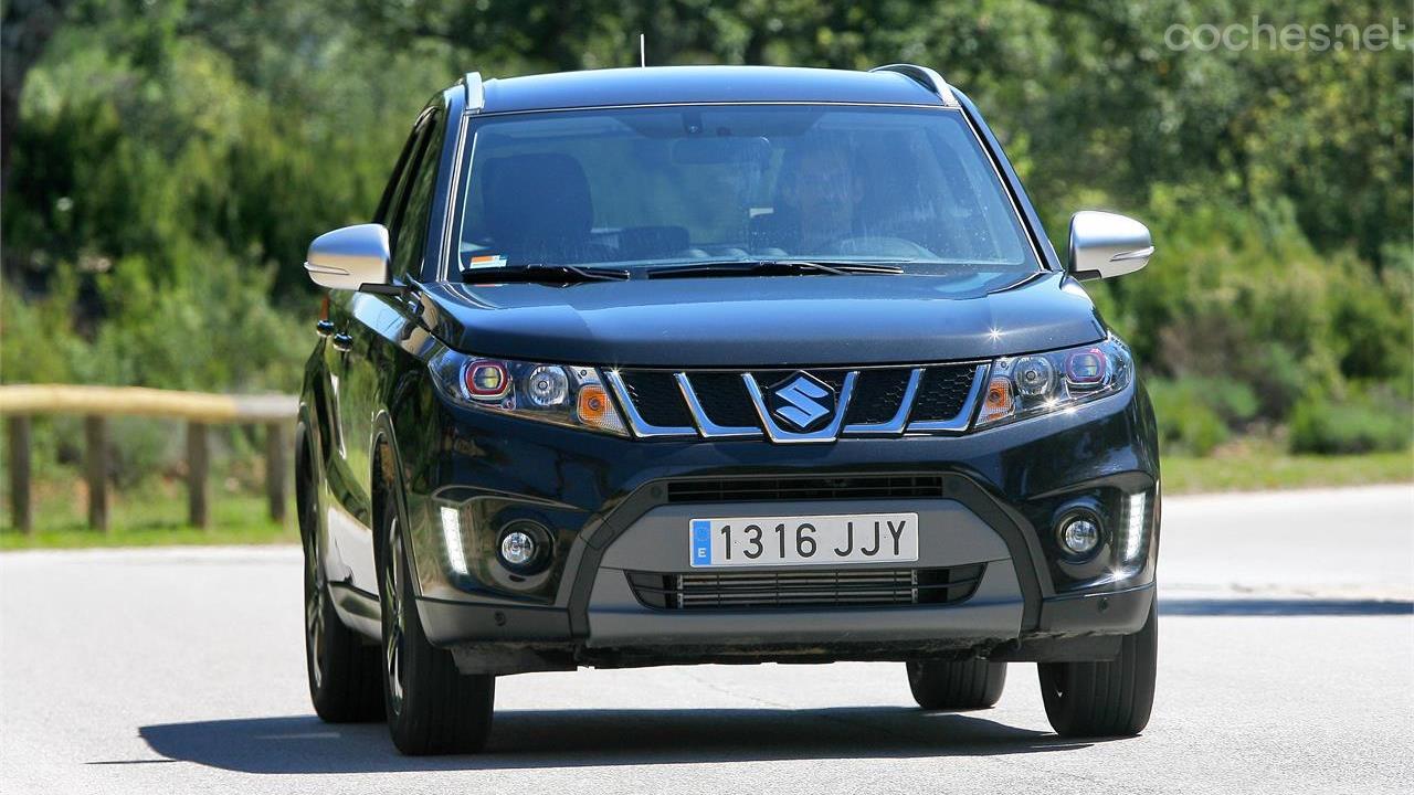 Suzuki Vitara S: Con S de sorpresa
