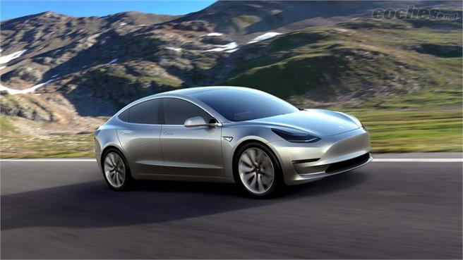 Tesla Model 3, desde 35.000 dólares