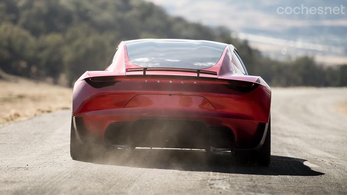 Nuevo Tesla Roadster: Confirmado
