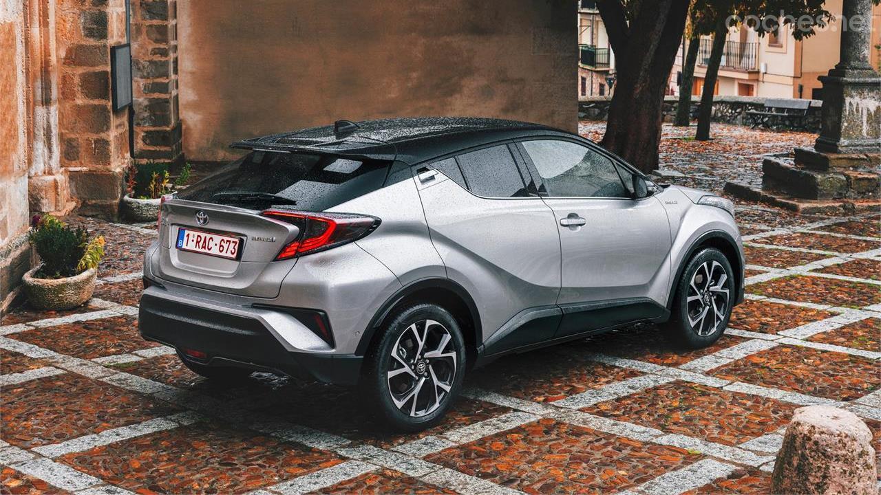 Toyota C-HR: Conducimos su nuevo crossover | Noticias Coches.net