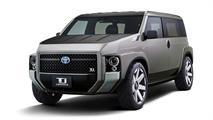 Toyota TJ Cruiser Concept: La furgo-SUV