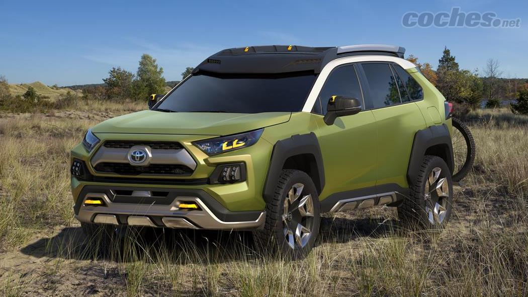 Toyota Adventure Concept FT-AC