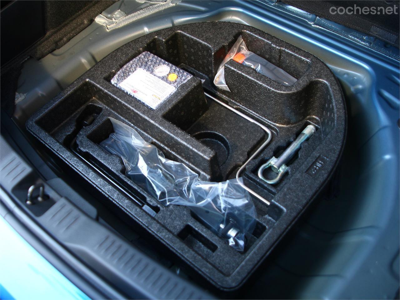 Mi Toyota Prius Auris Y Rueda De Repuesto Auris
