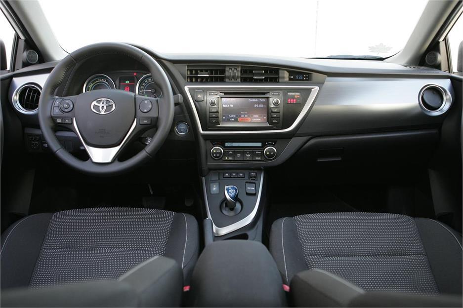 Pruebas Toyota Auris 2013 Noticias Coches Net