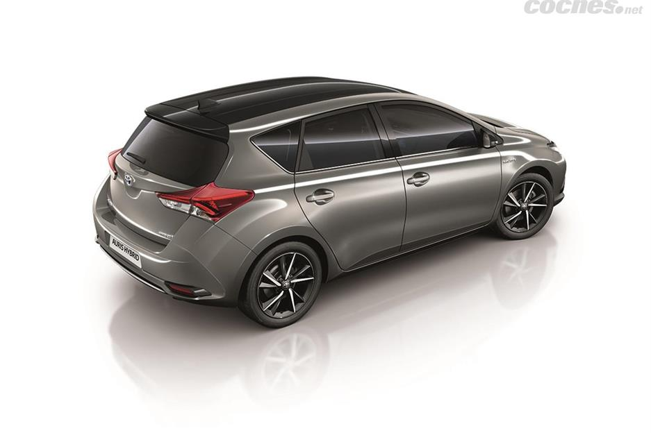 Toyota Auris bi-tono