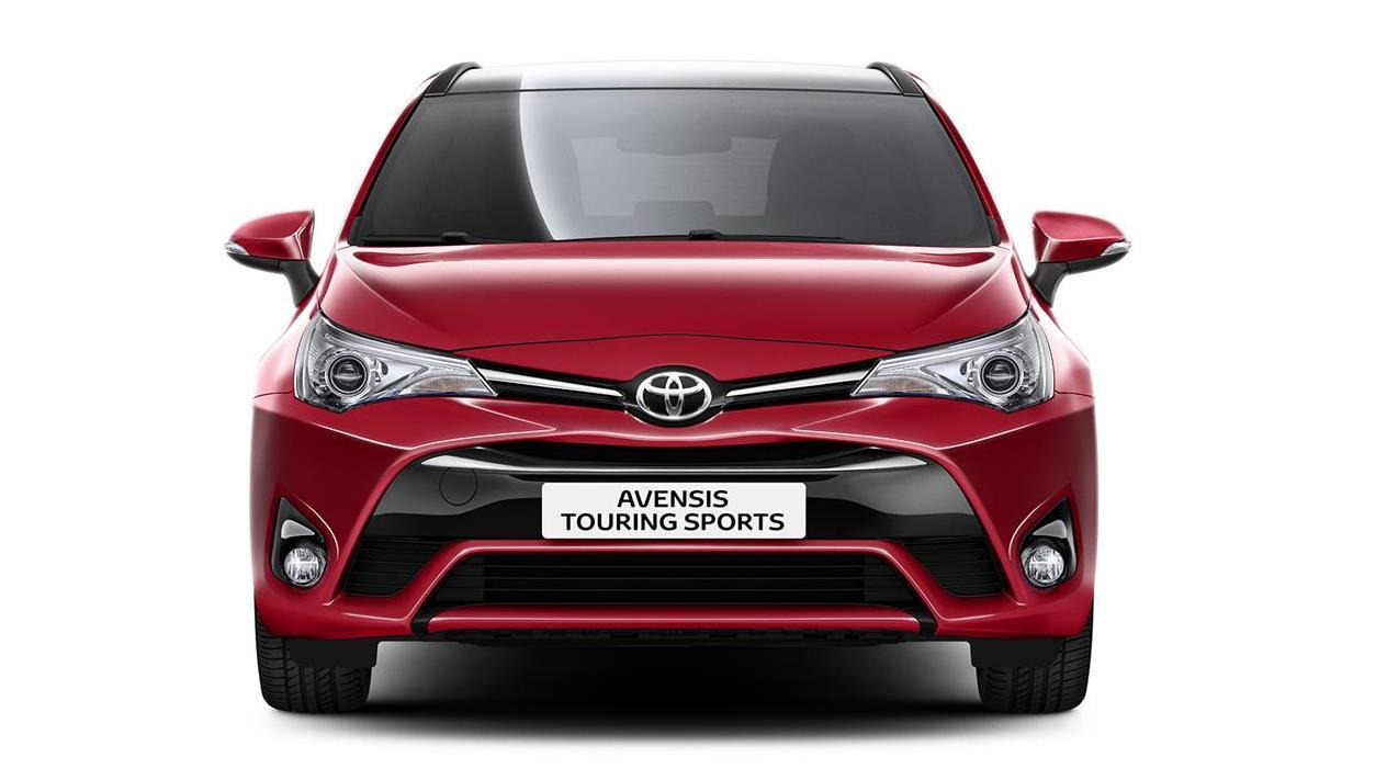 Toyota Avensis 2017: gama diferenciada
