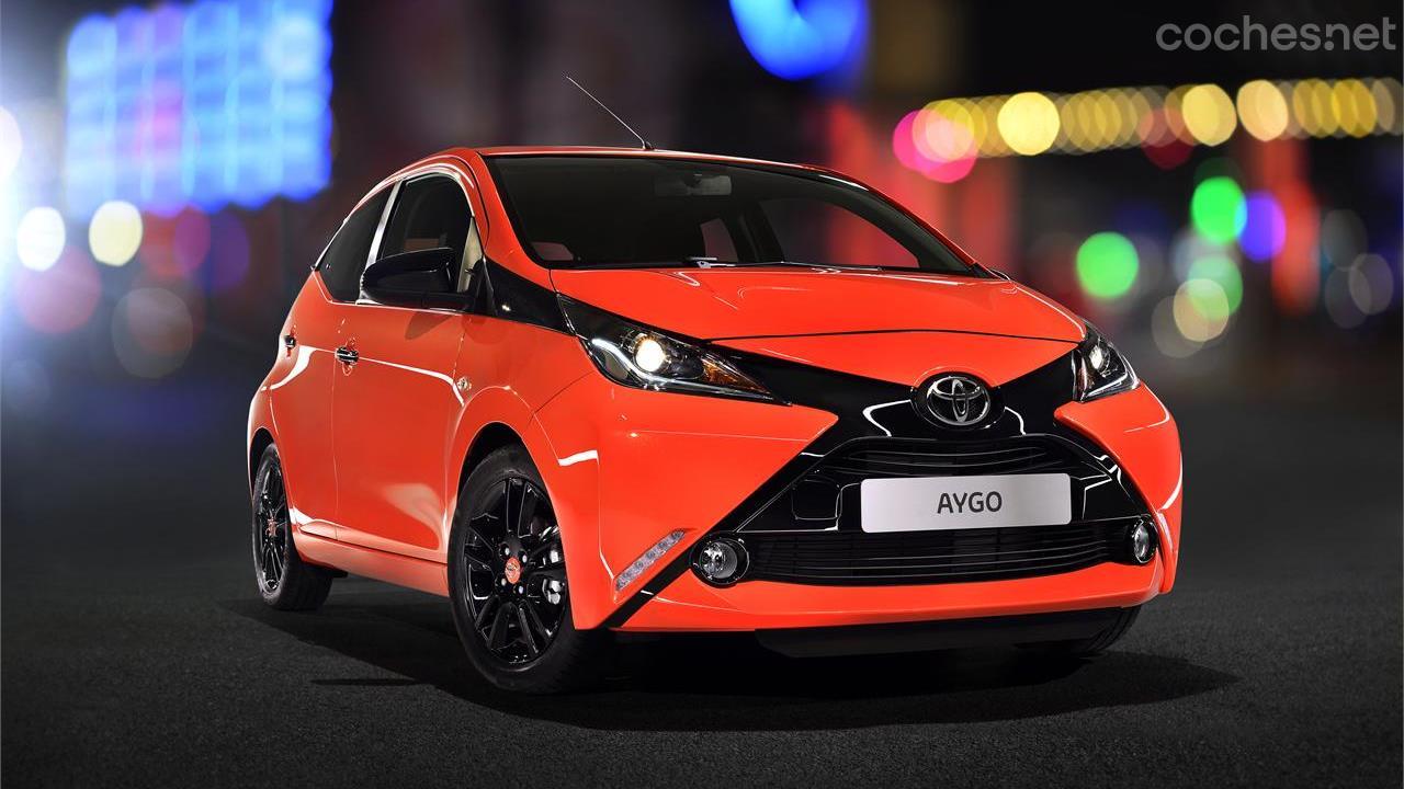 Toyota Aygo 2014