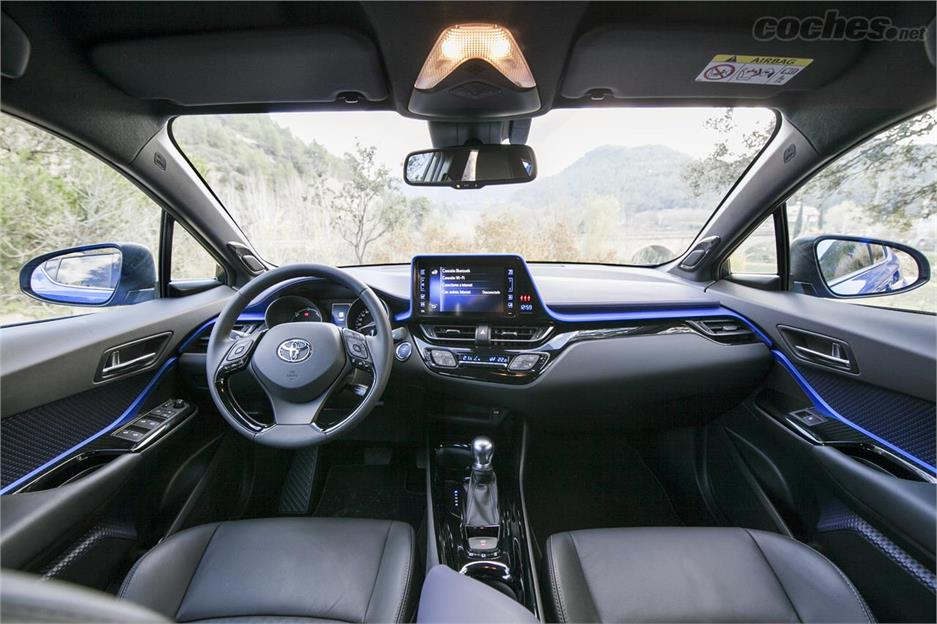 Toyota C-HR: El híbrido más original