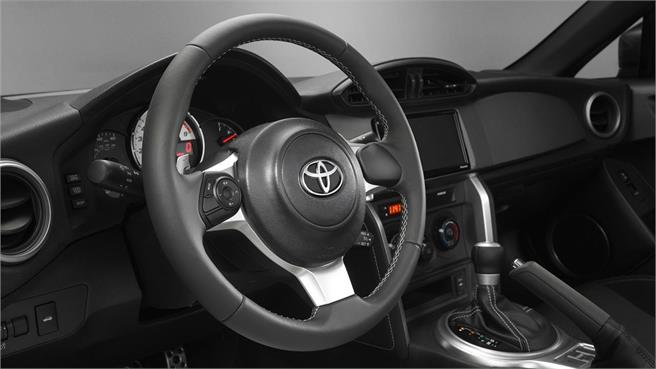 Toyota GT86: Primer restyling