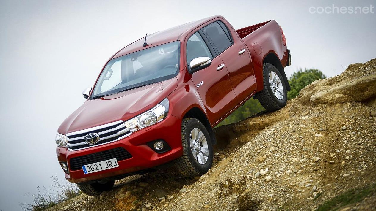 OFF ROAD Toyota hilux Carros Carros