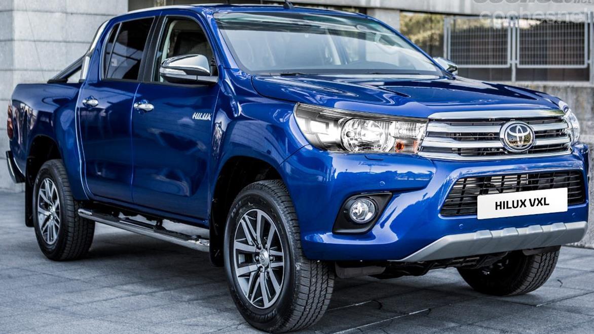 Toyota Hilux 2018: Nuevas versiones