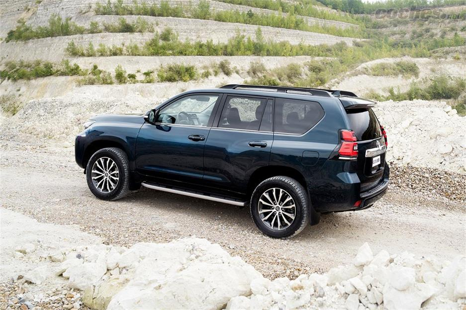 Toyota Land Cruiser 2018: Ya a la venta