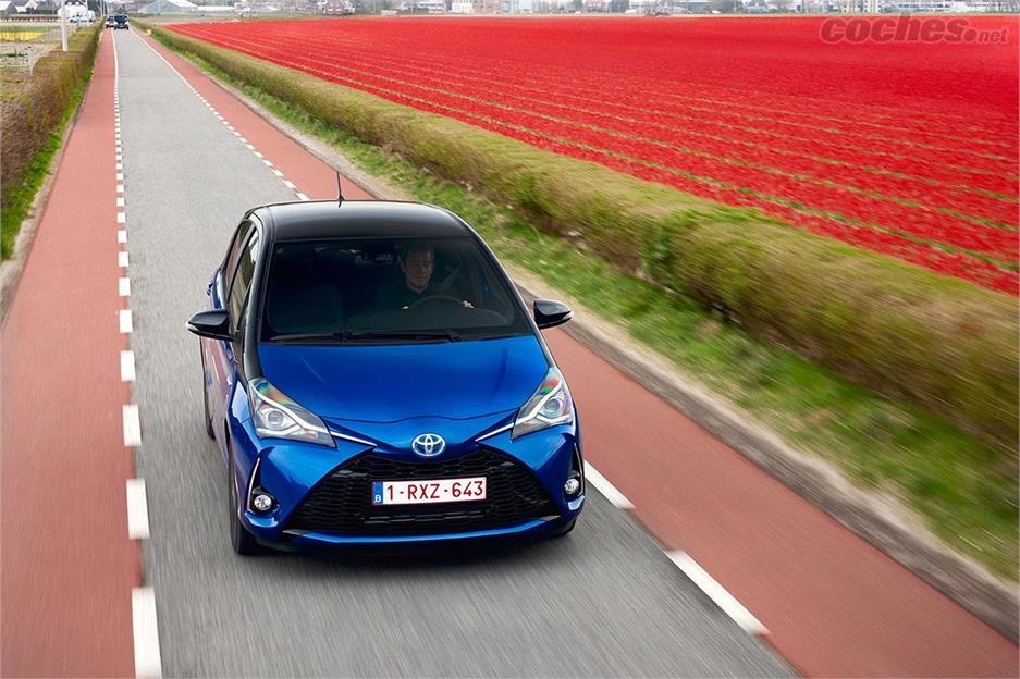 Toyota Yaris 2017: Primera prueba