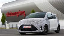 Toyota Yaris GRMN: Sólo 350 unidades a través de Internet